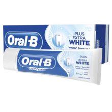 خمیر دندان سفید کننده قوی اورال بی مدل plus extra white