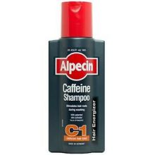 شامپو آلپسین مدل کافئین ضد ریزش تقویتی و ضد شوره