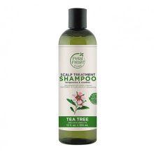 شامپو درخت چای پتال فرش بدون سولفات مناسب موهای چرب و خارش دار