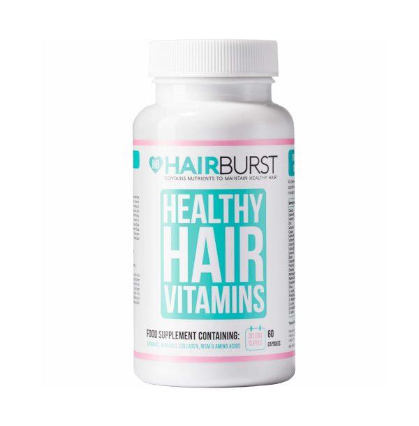 کپسول تقویت کننده و رشد مو هیر برست ۶۰ عددی