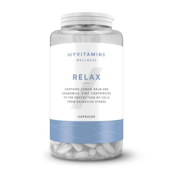 کپسول تقویتی ریلکس مای ویتامینز