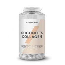 کپسول تقویت پوست مو کوکونات کلاژن مای ویتامینز ۱۸۰ عددی