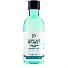 تونر سیوید بادی شاپ body shop seaweed oil balancing toner